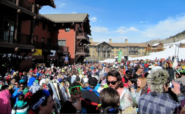 Aspen/Snowmass Closing Day